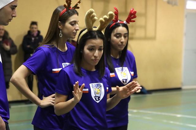#CANTERACMB |  La Navidad llega con Matulionis, Sidibé y Meli