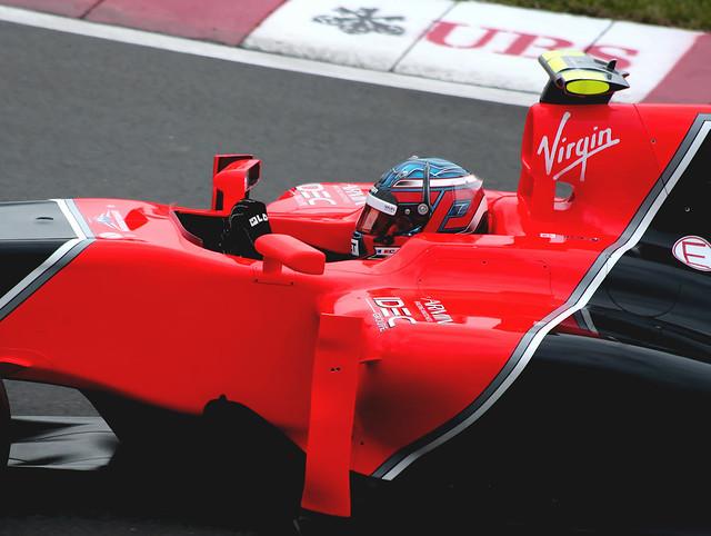 2012 Marussia F1 MR 01