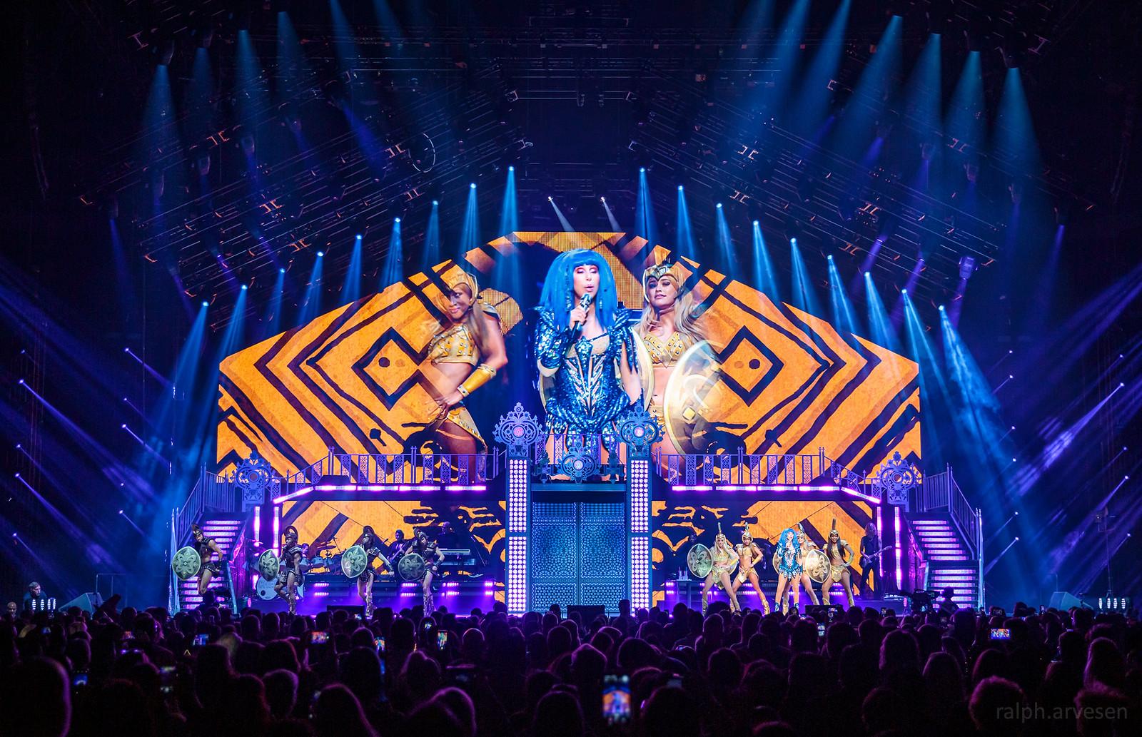 Cher | Texas Review | Ralph Arvesen