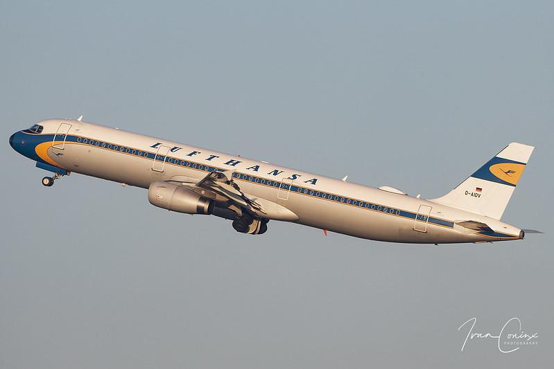 Airbus A321-231 – Lufthansa – D-AIDV – Brussels Airport (BRU EBBR) – 2019 12 18 – Takeoff RWY 25R – 02 – Copyright © 2019 Ivan Coninx