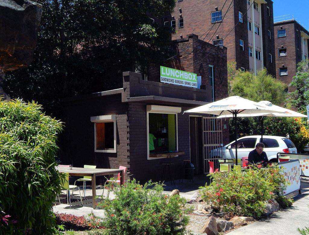 Lunchbox, Lilyfield, Sydney, NSW.