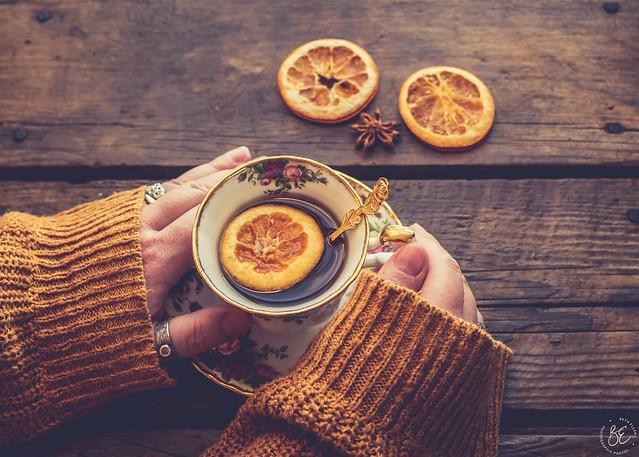 ~Tea time with Jesus