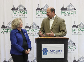 12-18-19 Press conference for Hope Works - Jackson House