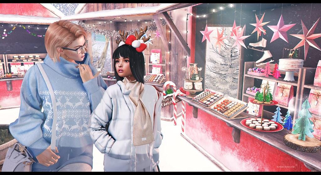 (Visiting) Christmas Markets
