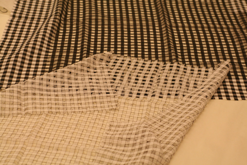 Olivia Valentine's altered textiles