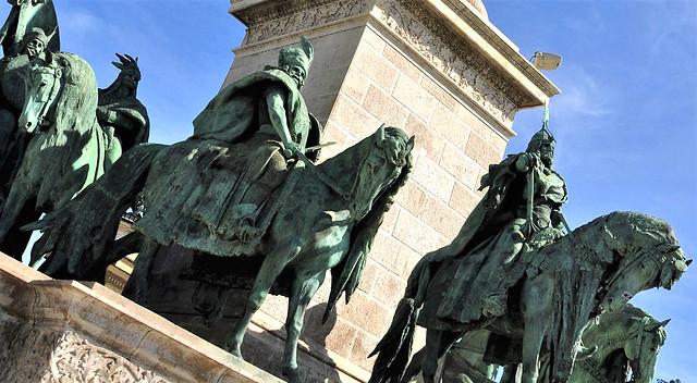 Het Heldenplein (Hősök tere)