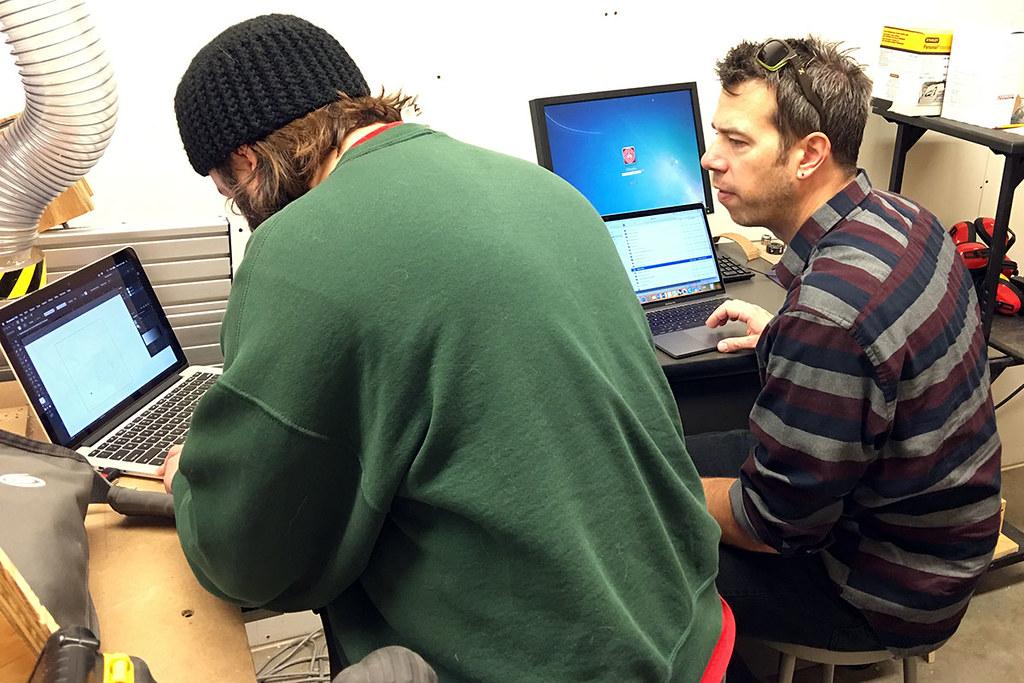 coordinating digital files