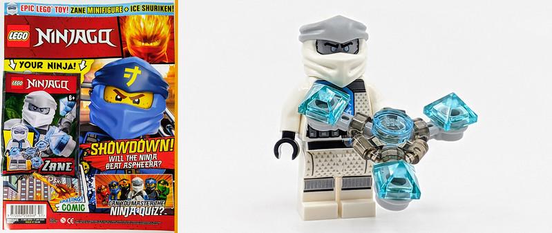 LEGO NINJAGO Mag Jan19