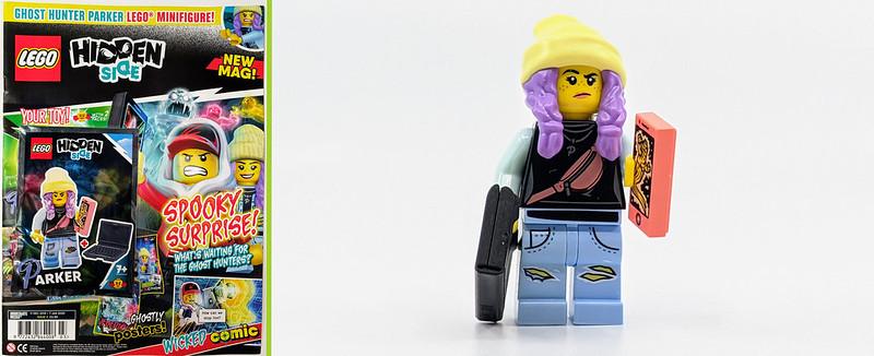 LEGO Hidden Side Mag 3