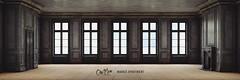 Marais Apartment Gilded Black by ChiMia