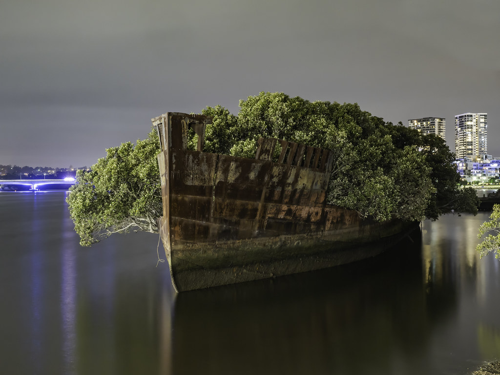 BOS 400 Wrecks | Series The Surviving Remains of
