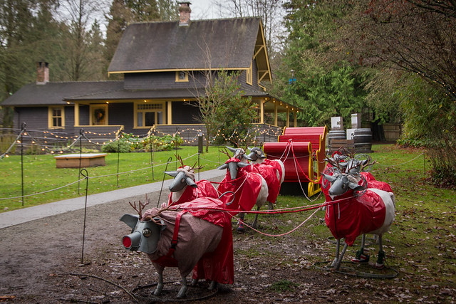 Heritage Christmas at Burnaby Village Museum