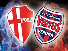 Padova - Virtus Verona 3-2 FINALE