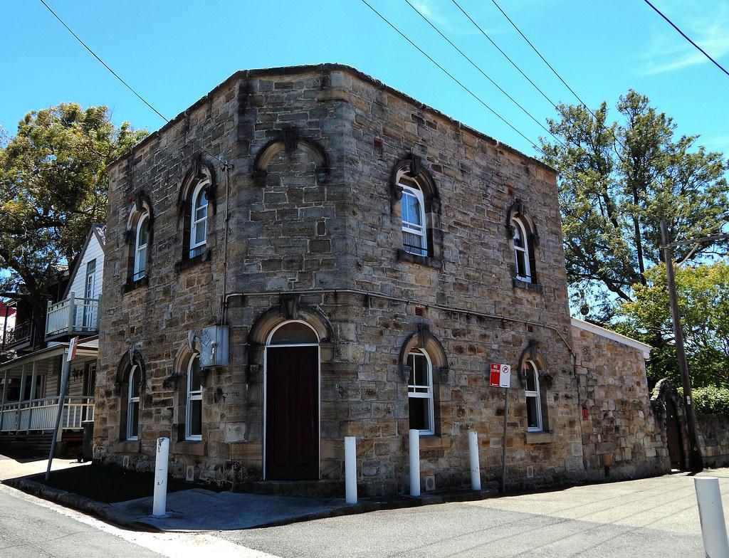 House, Rozelle, Sydney, NSW.