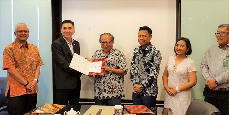 Penandatanganan Perjanjian Kerjasama untuk Revitalisasi SMK
