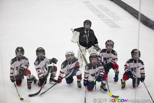 Chesterfield Hockey 6U Inaugural Turkey Jamboree