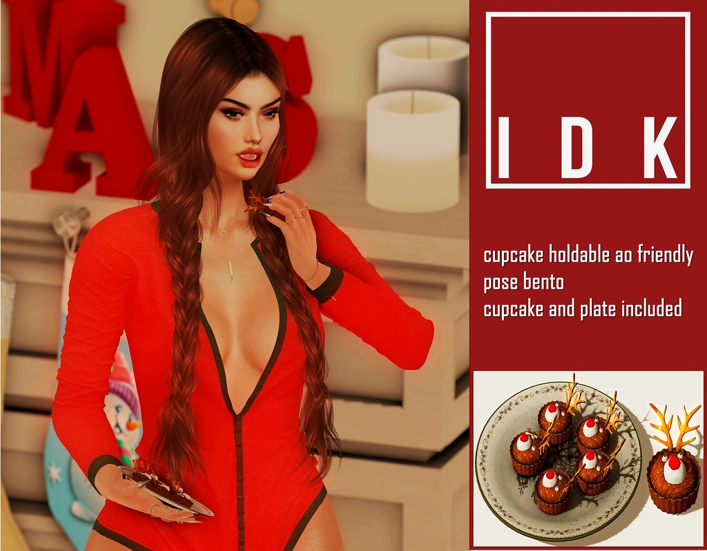 .::IDK::. Cupcake holdable