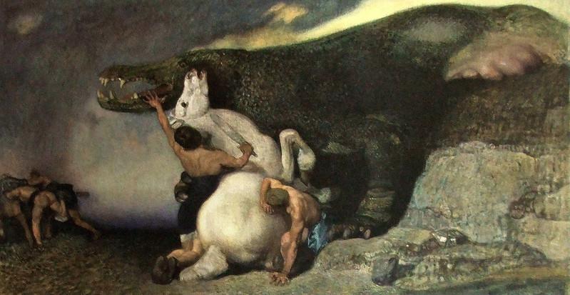 Maximilian Pirner - Dragon