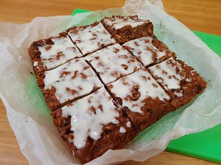 (For The Love Of) Fruitcake Bars