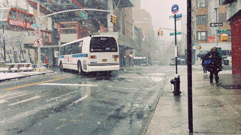 Retired MTA Buses