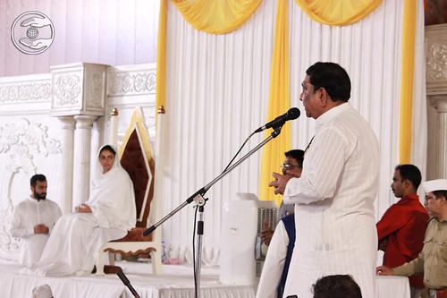 SNM Zonal Incharge Sunil Ratra Ji expresses his views