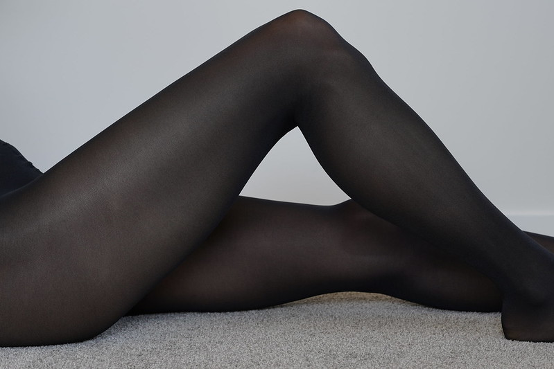 Wolford Pure Shimmer 40 Concealer Tights 18
