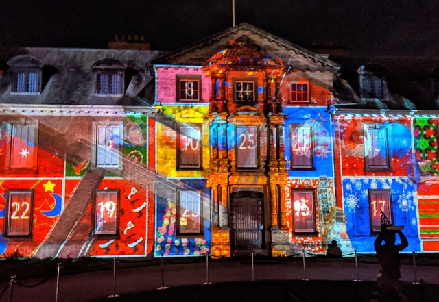 Christmas at Dunham Massey 2019 - National Trust