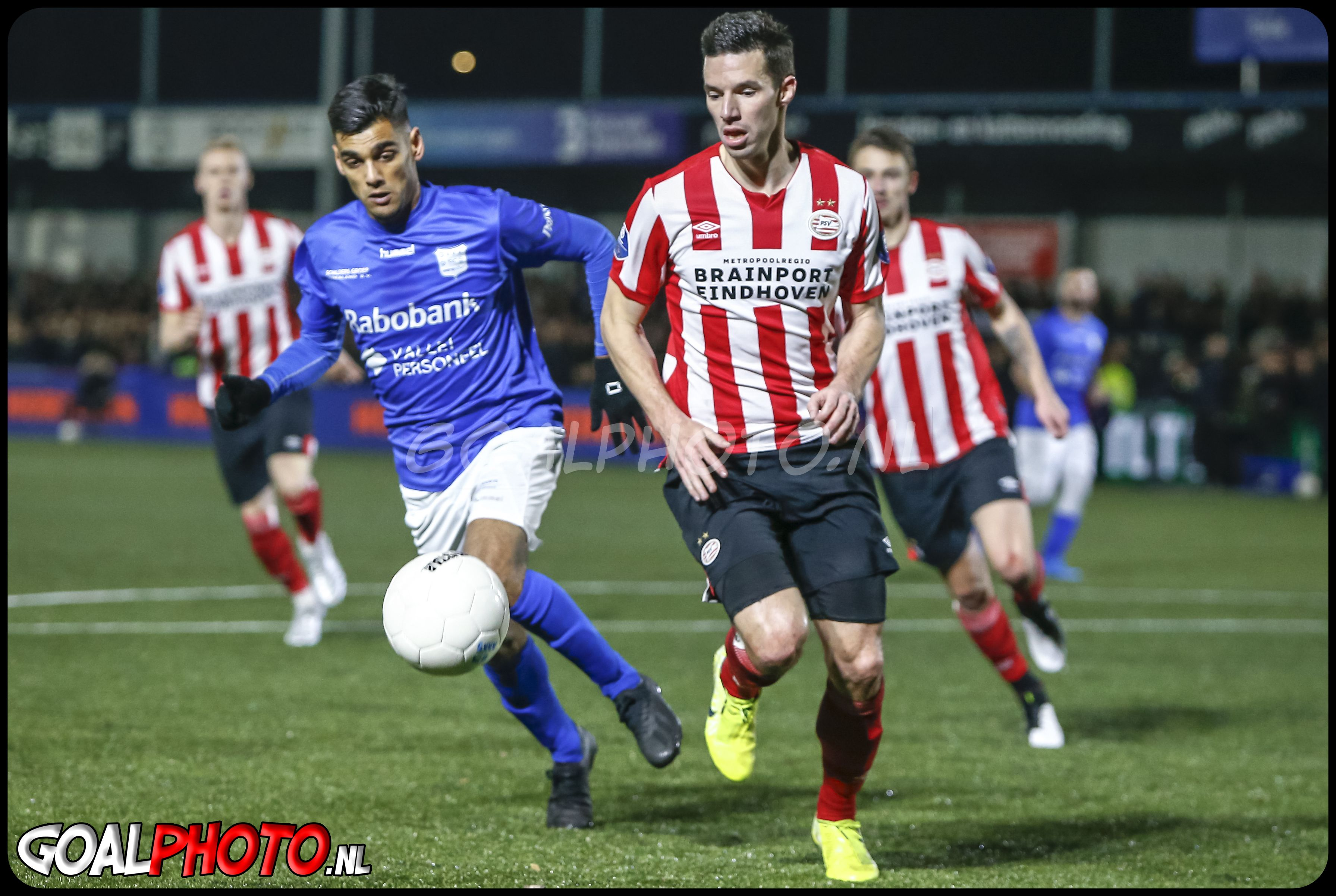 GVVV - PSV KNVB beker 18-12-2019