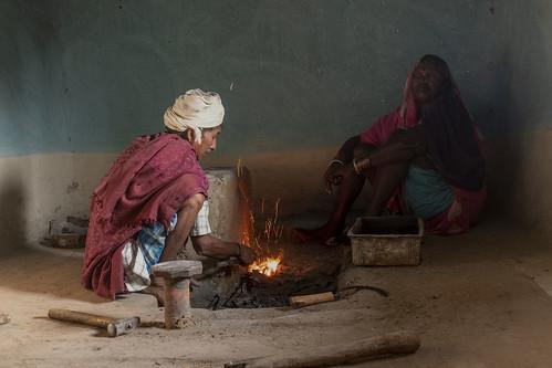 blacksmith bhoramdeo chattisgarh india sony rx10 rx10m4 rx10iv tribal rural
