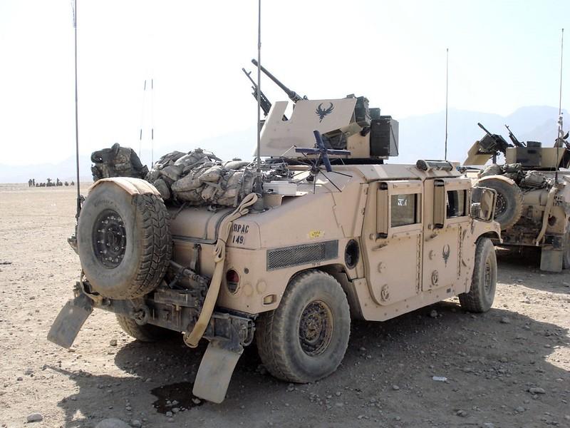 M1151 HMMWV 5