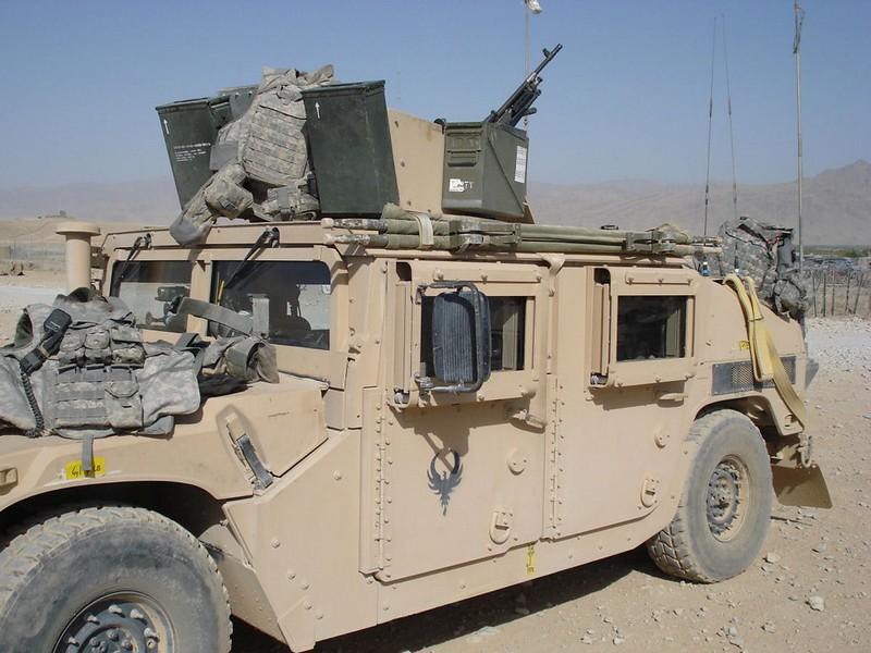 M1151 HMMWV 2