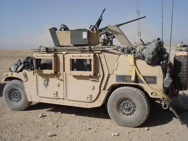 M1151 HMMWV 3