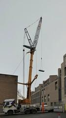 crane removal