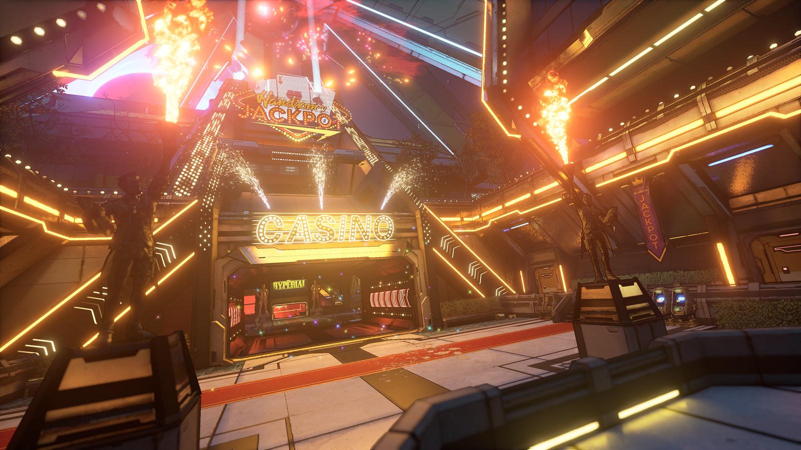 49241536713 e8d5c5692a h - Räumt bei dem Borderlands 3-DLC Moxxis Überfall auf den Handsome Jackpot ein Casino aus