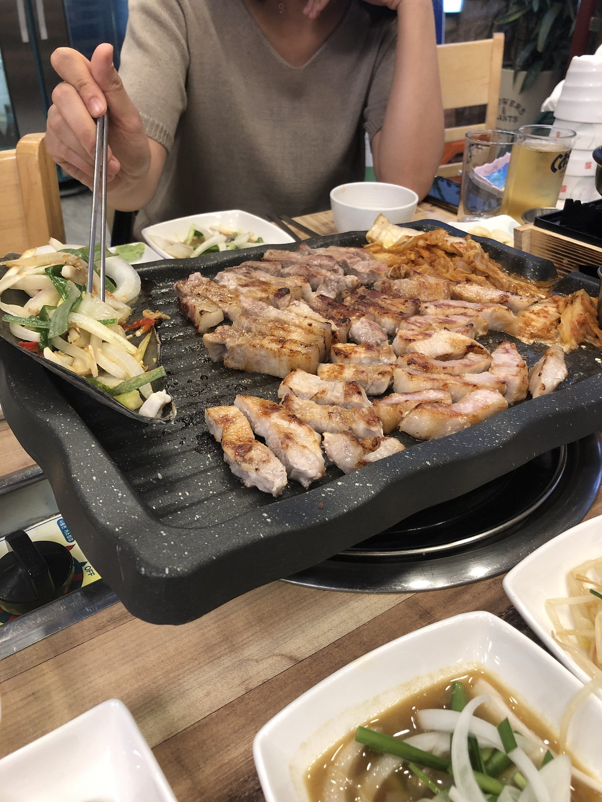Korean Barbeque   Things to eat in Korea