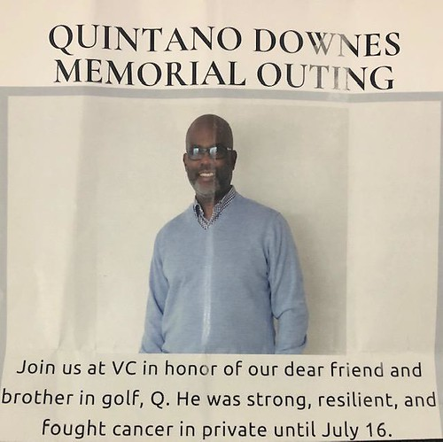Q Downes Memorial Outing