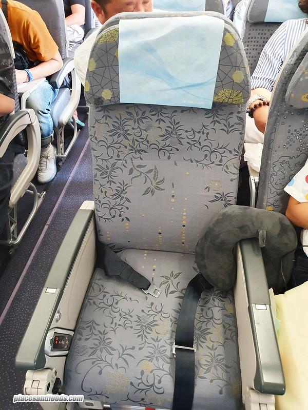 eva air flight seat