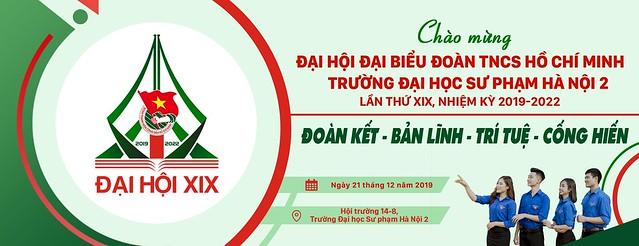 Cover facebook Dai hoi Doan truong XIX