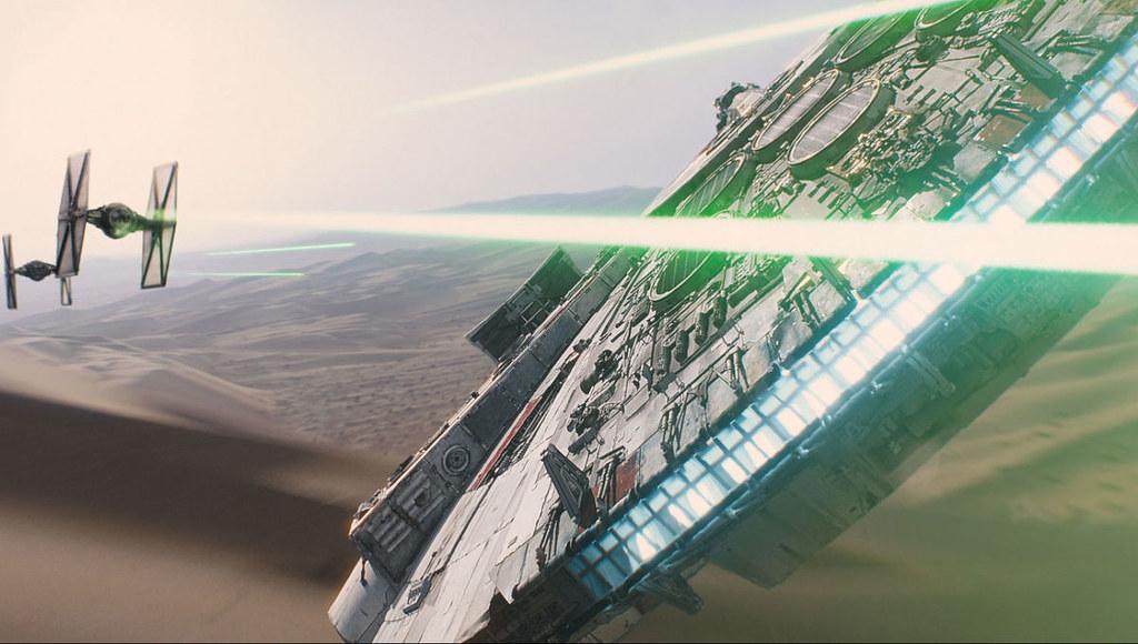 創意衝突、打掉重練,《星際大戰》千年鷹號的辛酸誕生史
