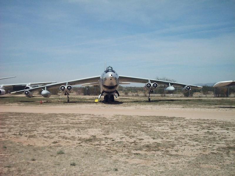 EB-47E Stratojet 1