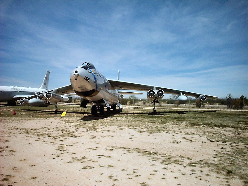 EB-47E Stratojet 3