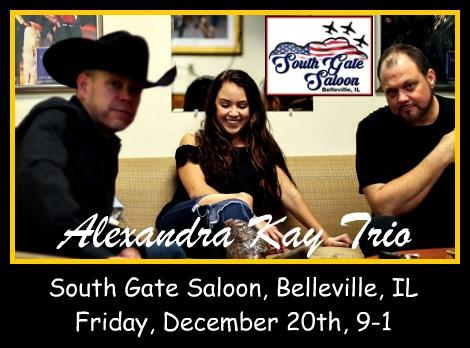 Alexandra Kay Trio 12-20-19