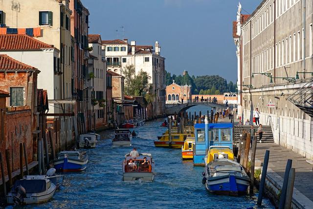 Venezia / Rio dei Mendicanti