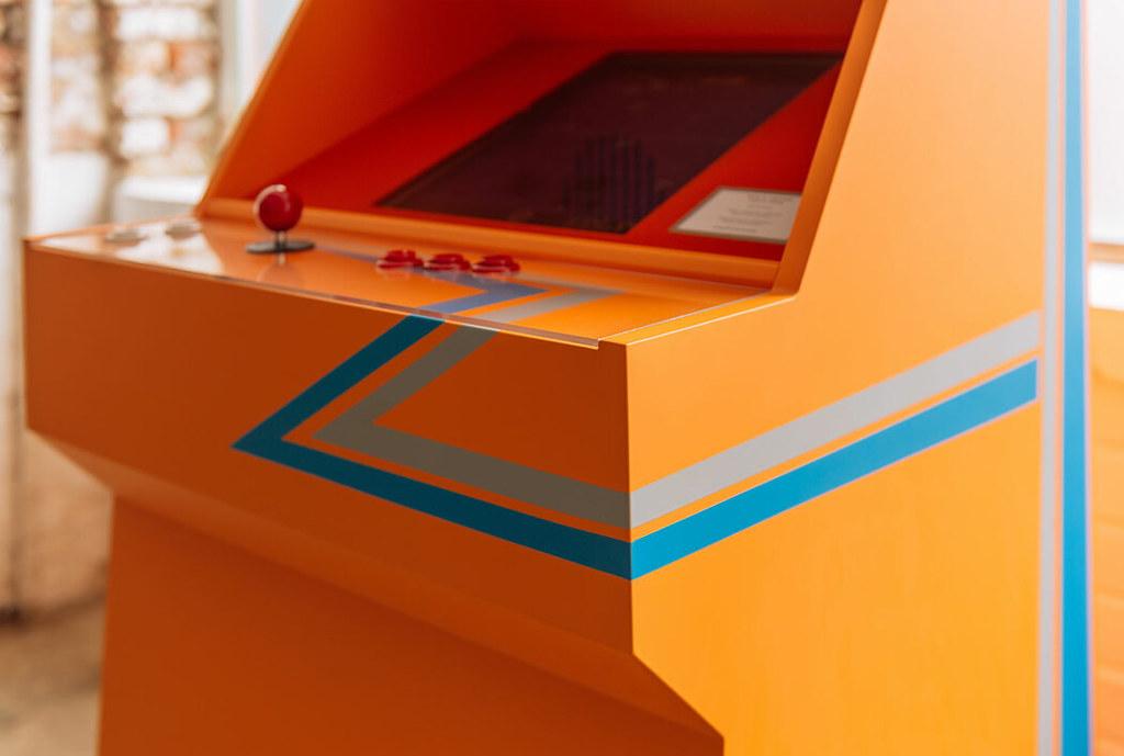 maquinas de arcade