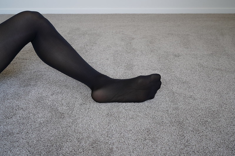 Wolford Pure Shimmer 40 Concealer Tights 19
