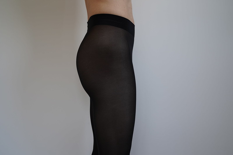 Wolford Pure Shimmer 40 Concealer Tights 16