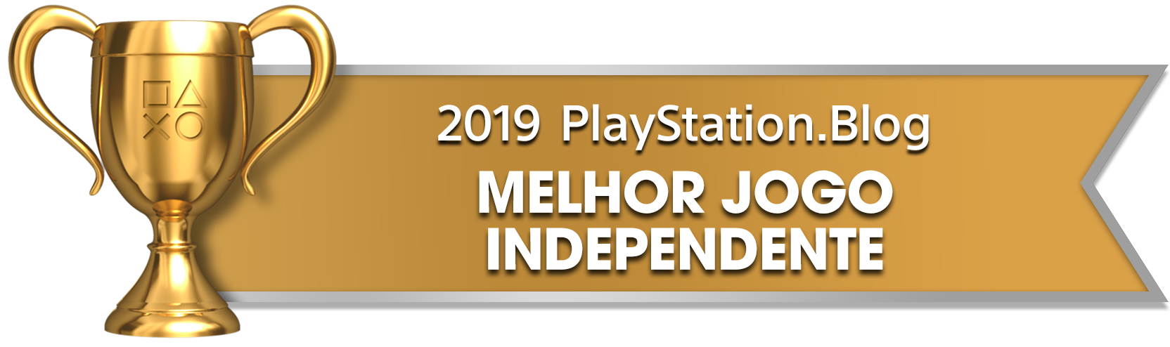 PS Blog Game of the Year 2019 - Best Independent Game - 2 - Gold