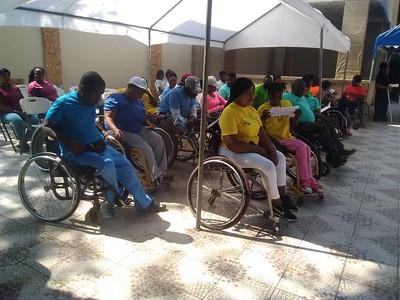 Ghana National Wheelchair Minigolf Club League