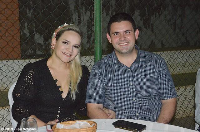 Confraternização Natalina dos profissionais de Saúde do Município de Pires Ferreira
