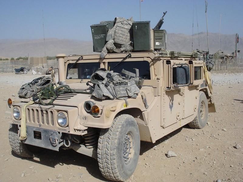 M1151 HMMWV 1